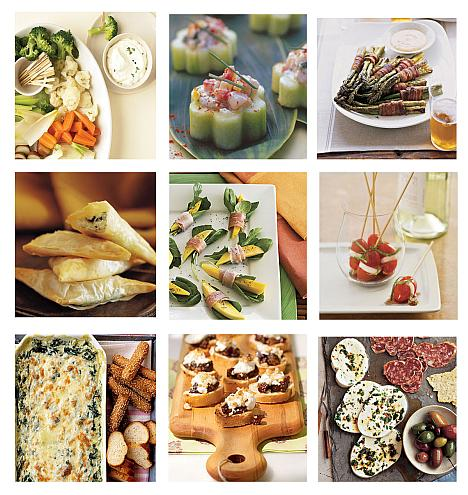 Appetizers online recipe book we think having this recipe book online will improve your access to all kinds of new and tasty foods forumfinder Choice Image